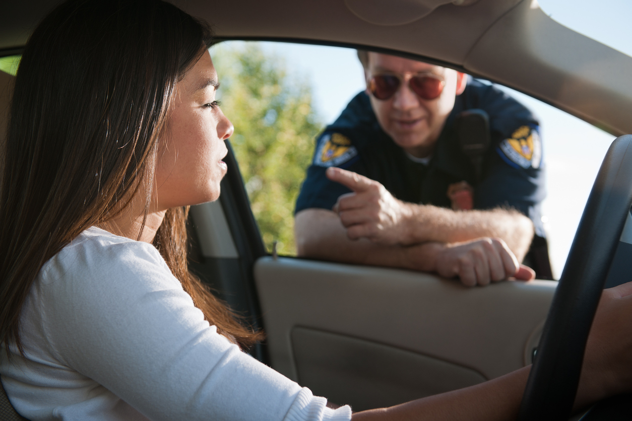 What Are My Rights When I'm Pulled Over in California?